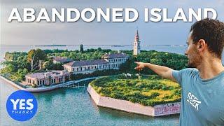 ABANDONED ISLAND OF DEATH