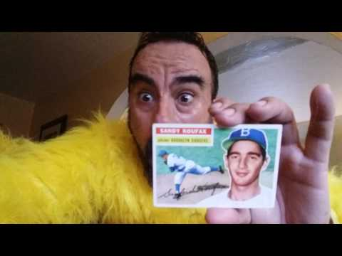 C-Walking in honor of my new Sandy Koufax LCS pick-up
