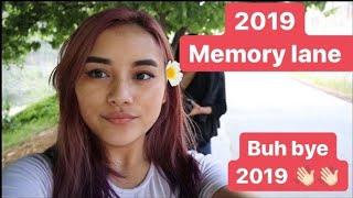 2019 memory lane