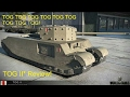 Wot Blitz ไทย Review TOG II* รถถังรับตีนชั้นดี 555+