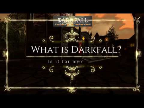 Review: What is Darkfall New Dawn? How is it different from DFO/DFUW/RoA?  Launch 2018.01.26