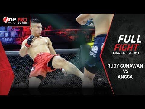 [HD] Rudy Gunawan Vs Angga   One Pride MMA #11