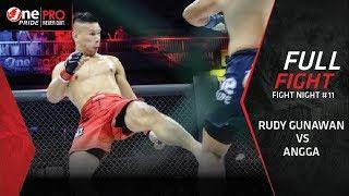 [HD] Rudy Gunawan vs Angga | One Pride MMA #11