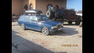 Mercedes-Benz W123 AMG V12 злой сарай Allo ГараЖ