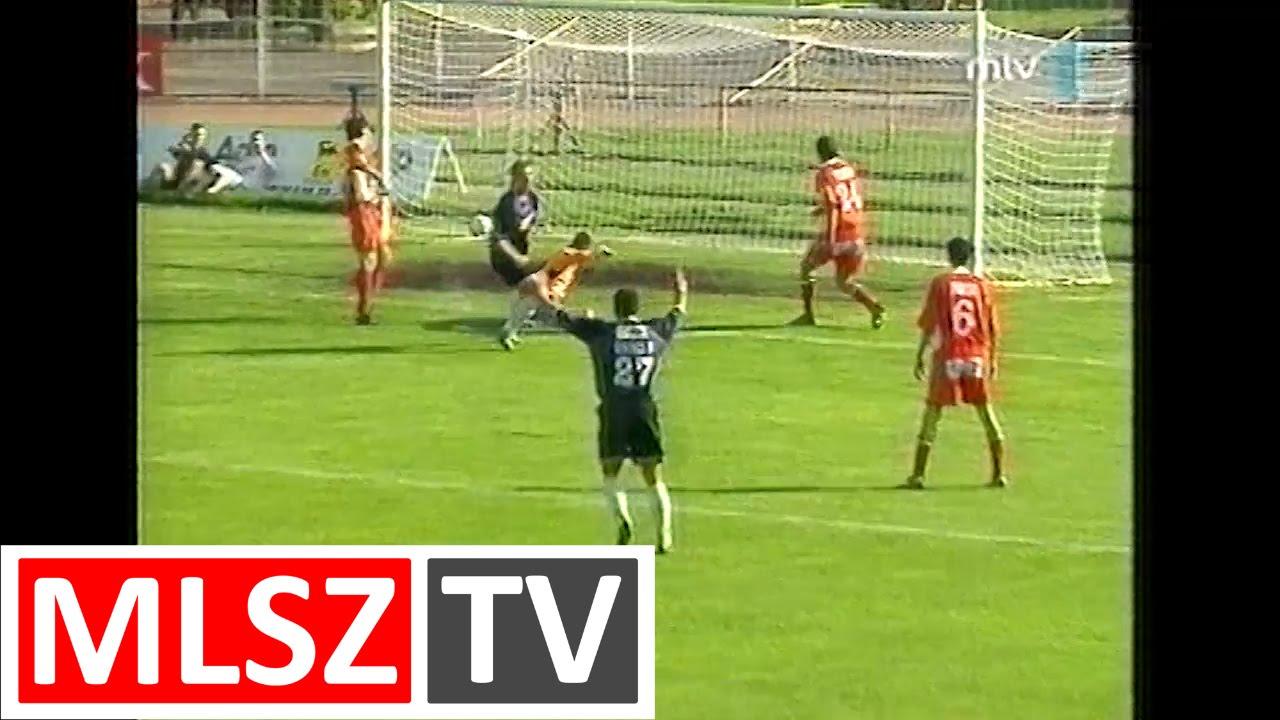 Békéscsaba-Dunaferr | 2-0 | 2003. 05. 14 | MLSZ TV Archív