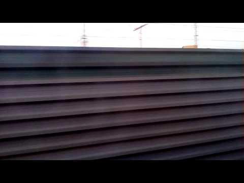 2015| Вид из окна электропоезда Мытищи - Москва Ярославская.