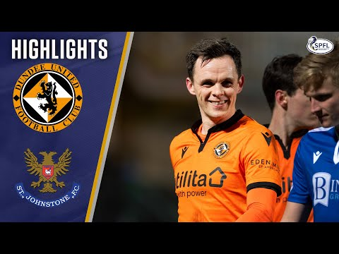 Dundee Utd St. Johnstone Goals And Highlights