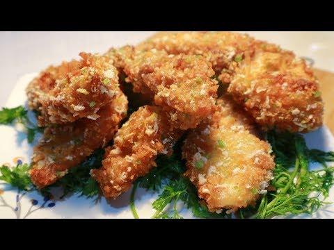 CÔNG THỨC MỚI CHO MÓN CÁ TẨM BỘT CHIÊN XÙ ngon tuyệt - Fried Fish Recipe