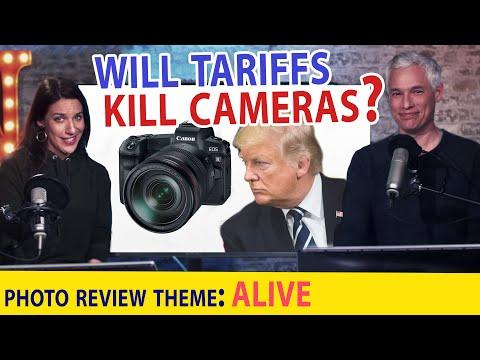 "Will Trump's tariffs KILL cameras? Canon 90D + ""Alive"" photo review (Tony & Chelsea LIVE) thumbnail"