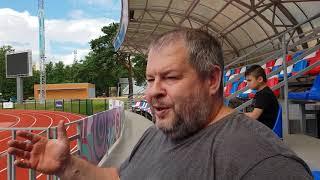 Вадим Ищейкин - сильнейший атлет России в подъеме тяжелых гирь - об участии в Кубке Краевского-2018