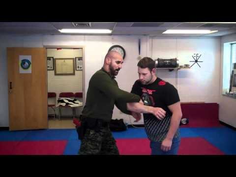 DEFENSIVE TACTICS-CONTROL AND GROUNDING