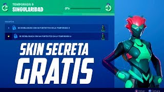 Free Secret Fortnite Season 9 Skin