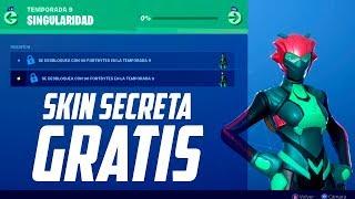 Free Secret Fortnite Saison 9 Skin