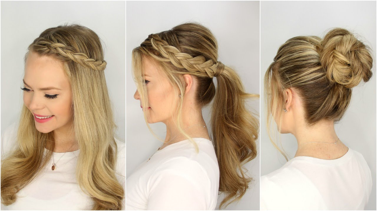 3 summer hairstyles missy sue