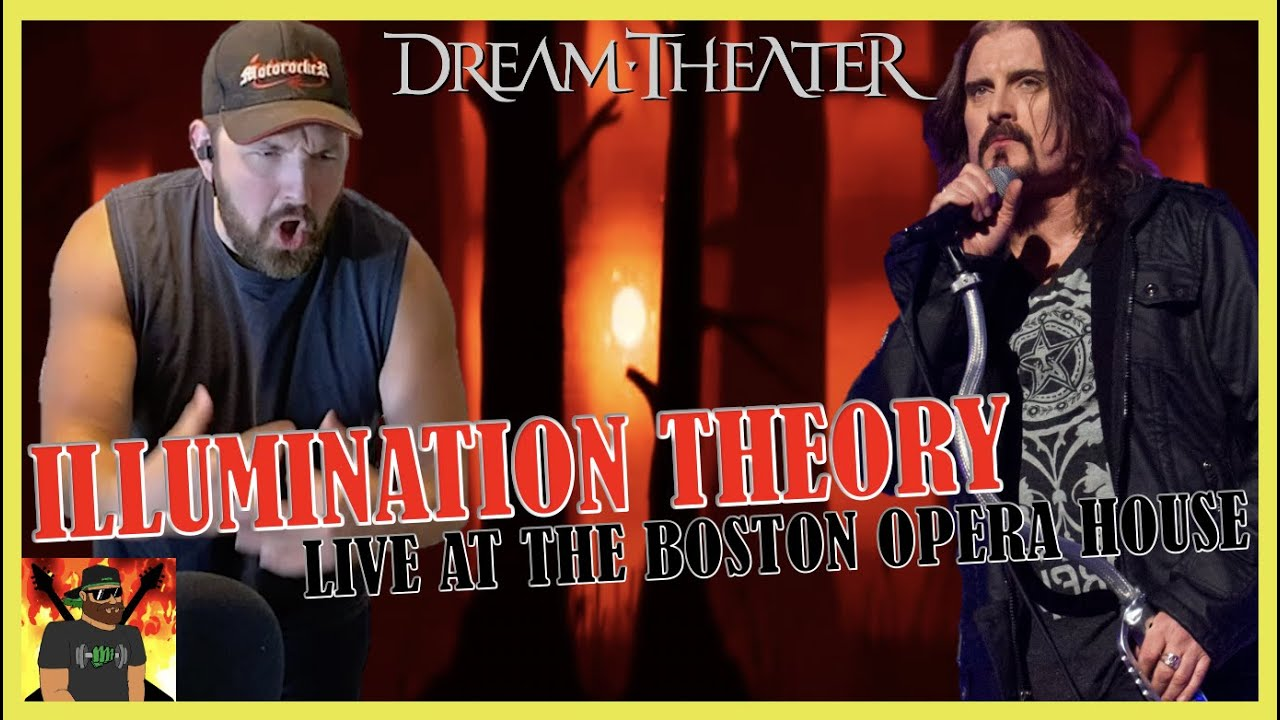 AMEN!! | Dream Theater - Illumination Theory (Live From The Boston Opera House) | REACTION