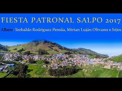 Fiesta Patronal Salpo 2017 - Albero: Teobaldo Rodríguez, Mirian Luján e hijos