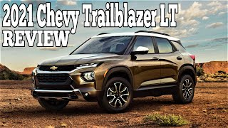 2021 Chevy Trailblazer LT Wort…