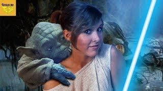 Why Yoda Wanted to Train Leia Instead of Luke