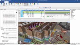 Synchro PRO 4D BIM Construction Scheduling and Project Management Software