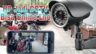 Video How to Make a CCTV camera of a mobile phone, Can In Go Online download MP3, 3GP, MP4, WEBM, AVI, FLV Juli 2018