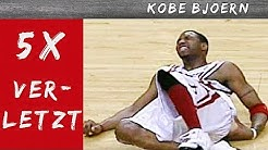 5 NBA Superstars die von Verletzungen zerstört wurden - Kobe Bjoern