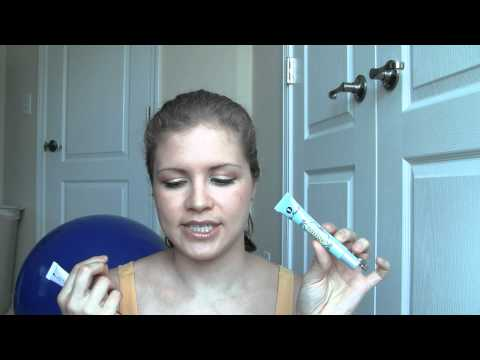 My Makeup Collection:  Eyeshadow Primers