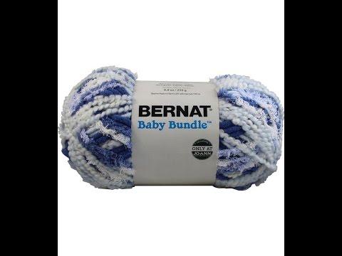 Bernat Baby Bundle Yarn Review YouTube Custom Bernat Home Bundle Yarn Patterns