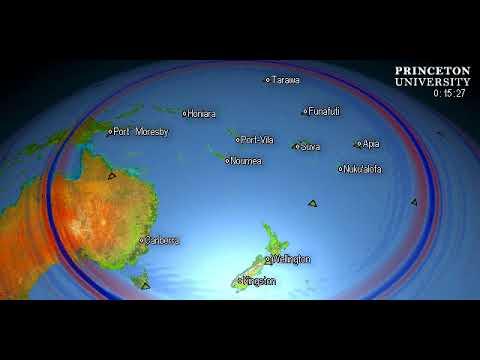 Magnitude 5.4 Quake, LOYALTY ISLANDS