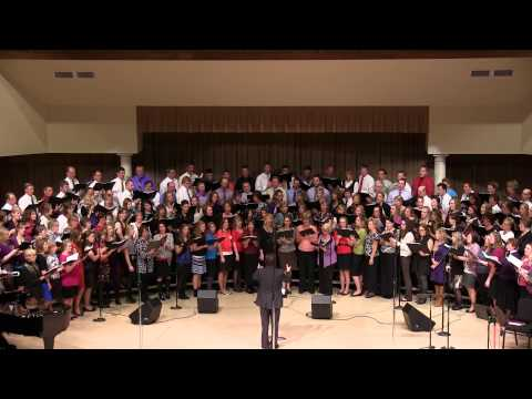 The Holy Heart. Protestant Reformed Mass Choir Concert