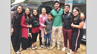 Dulquer Salmaan Surprises Fans