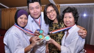 The Star Cruises NASI KANDAR cooking competition 2013 - Amateur Category Final