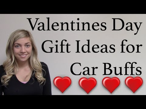 Valentines Day Gift Ideas for Car Buffs - Hubcaps.com