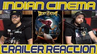 Indian Cinema: Minnal Murali Trailer Reaction!