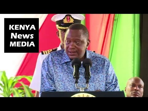 Uhuru Kenyatta FULL SPEECH at Tourism Sector Performance 2018 Report!!!