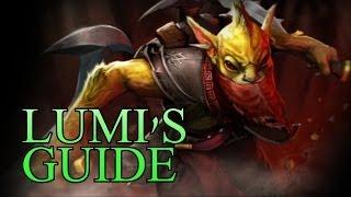Dota2 Hero Guides - Bounty Hunter