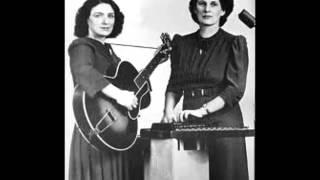 Sara & Maybelle Carter - Single Girl,Married Girl (1936 Transcription).