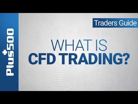 Plus500 Trader's Guide | What Is CFD Trading?