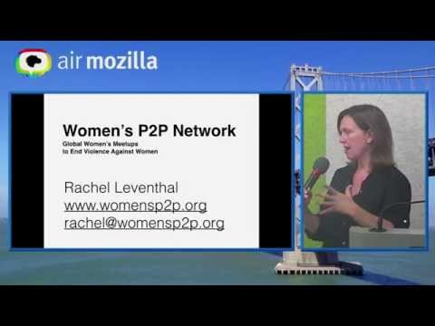 WomensP2P Network with TechWomen at Mozilla 10/13/14