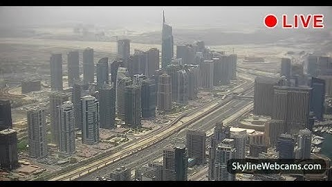 Live Webcam Dubai