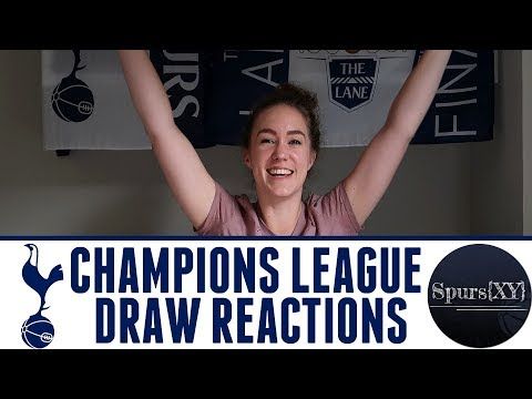 CHAMPIONS LEAGUE DRAW REACTIONS: Group H   2017/18