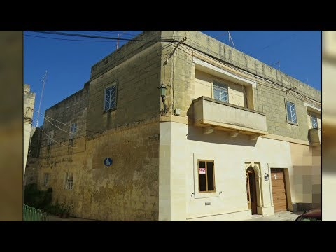 Malta Property For Sale | Corner Terraced House | Gudja