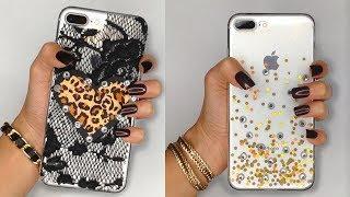 DIY Stylish Phone Case Ideas