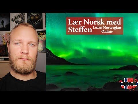 Стефен / ПРЕПОДАЕТ  Норвежский