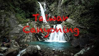 Canyoning Paradise - River Tracing - Hualien