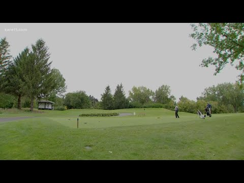Local courses seeing an increase in golfers during pandemic