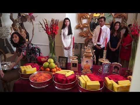 Dam Hoi Engagement Party