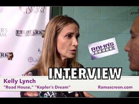My 'KEPLER'S DREAM' Premiere Interview with Kelly Lynch