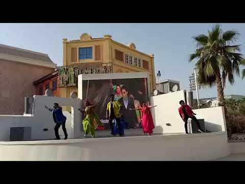 Bollywood remix show | Bollywood parks Dubai