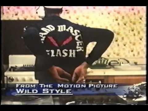 DJ GRANDMASTER FLASH ON THE QUICK-MIX THEORY