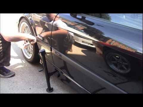 BMW 3 series front brakes replacement DIY e36 e46 brake ...